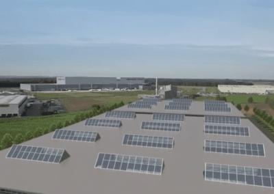 Niedersachsenpark – Wachstum live erleben